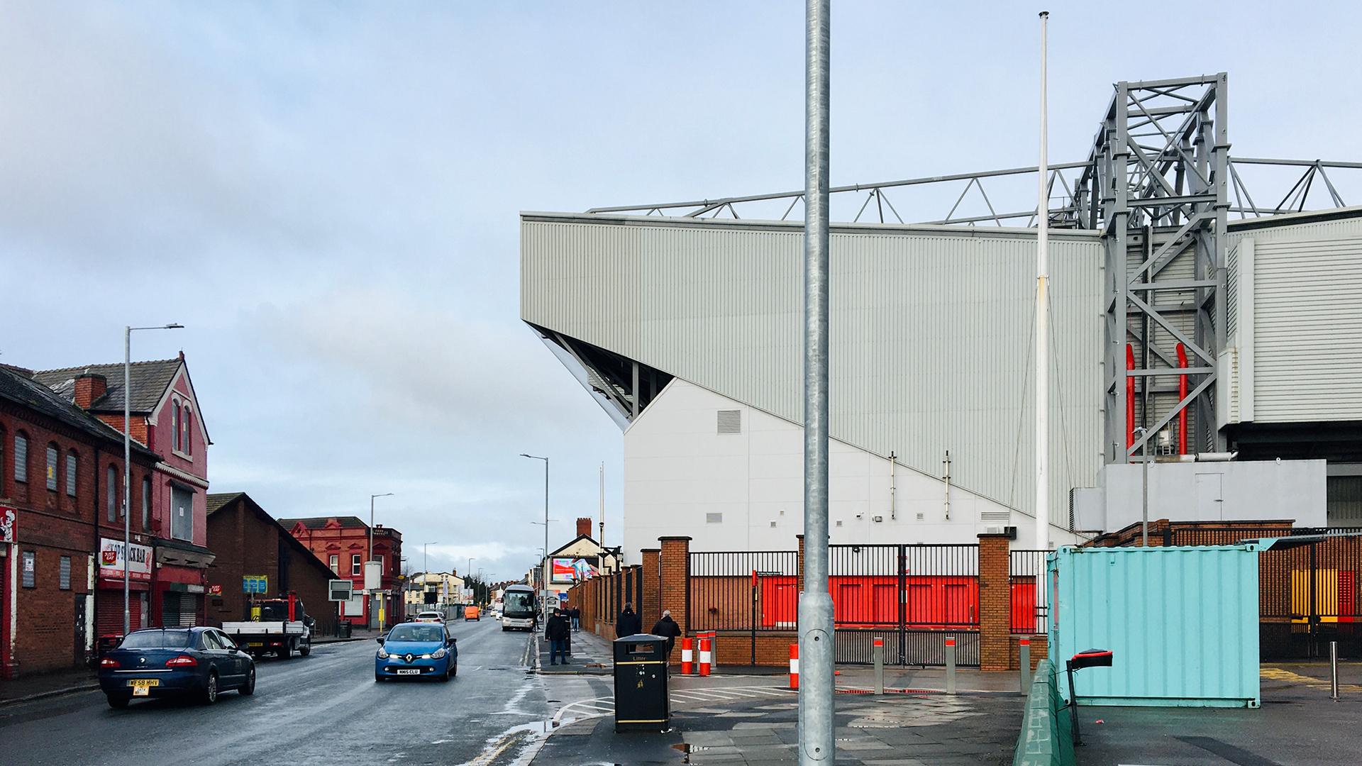 Anfield, England